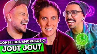 """NAMORO O FILHO DO PASTOR..."" feat. JOUT JOUT | Diva Depressão"