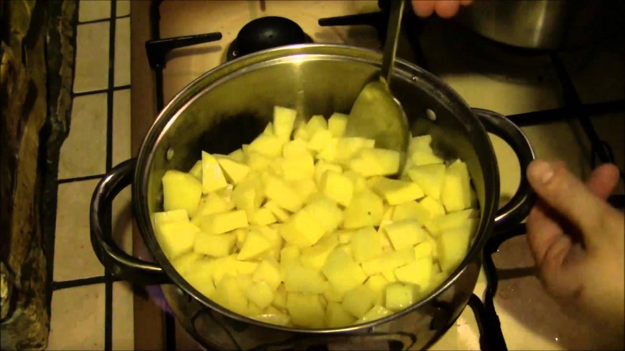 tutorial come cucinare pasta e patate in pochi minuti - youtube - Come Cucinare Pasta