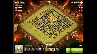 Clash of Clans Goho attack greek