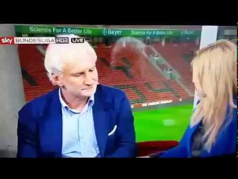 Völler Interview Sky