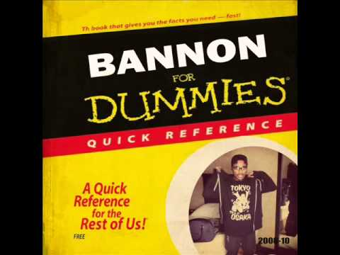 Lee Bannon - Up Against The Wall - feat Roc Marciano, Kendrick Lamar