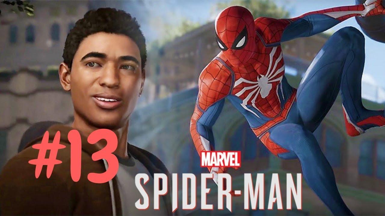 Download SPIDERMAN vs MILES | SPIDER-MAN PS4 Walkthrough Gameplay ITA HD PARTE 13
