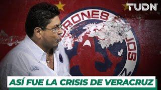 Repaso detallado de la crisis que vivió Veracruz en el 2019   TUDN