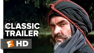 The Wind and the Lion (1975) Official Trailer - Sean Connery Movie