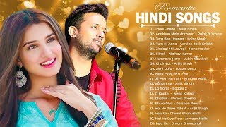 Latest Hindi Hits Songs 2020 - Arijit Singh Atif Aslam vs Neha Kakkar - New Bollywood Romantic Songs