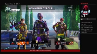 Black ops 3 triple play grind 56/100 wins