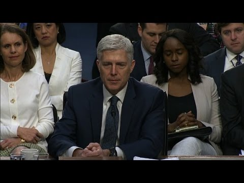 Gorsuch's views on assisted suicide under fire
