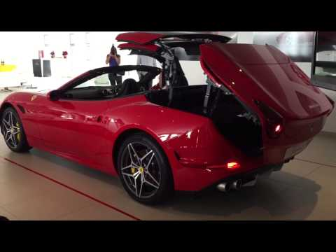 Ferrari California T strips its top off \u2013 eNews Channel Africa