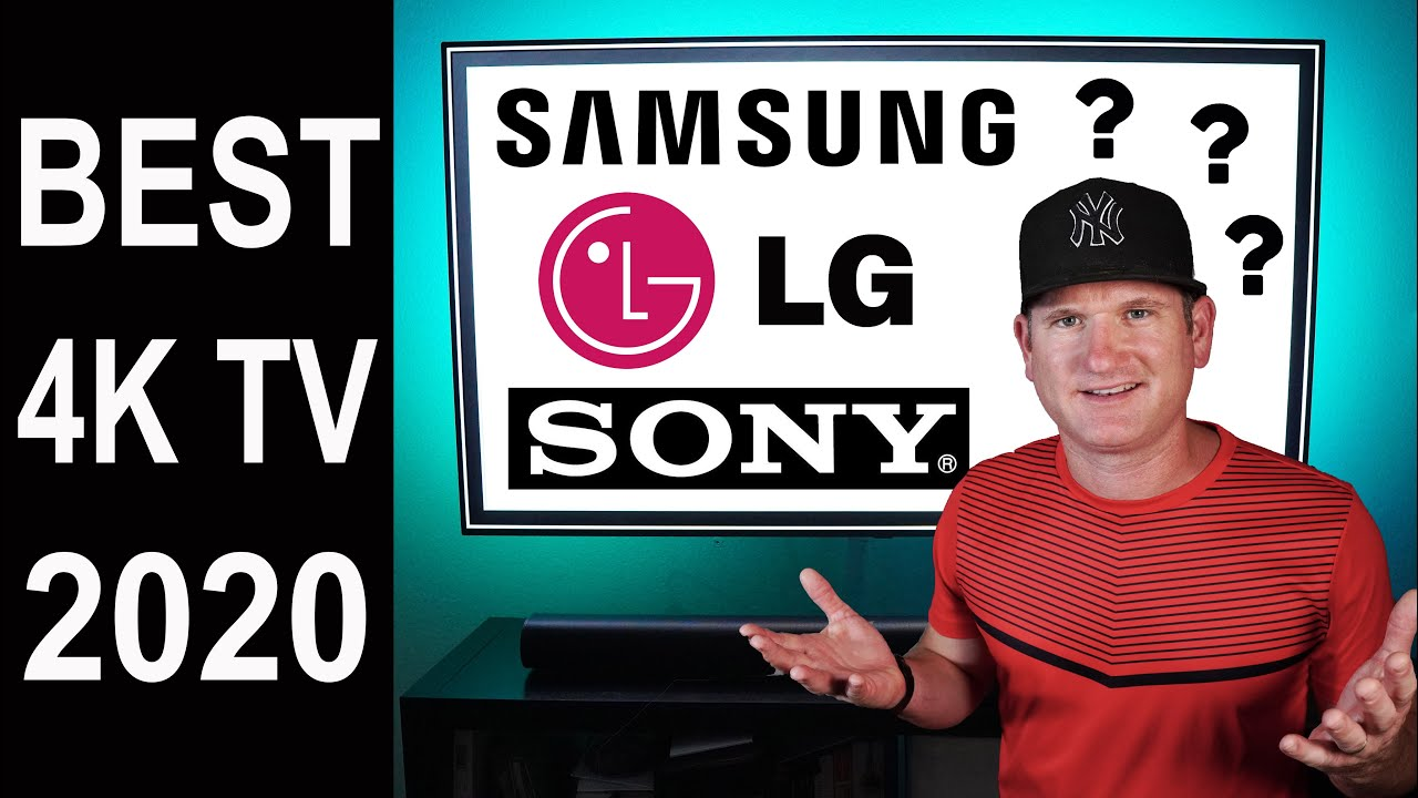 Best 4K TV of 2020 - Samsung Q90t QLED vs LG CX & Sony A8H OLEDs