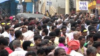 Rath Yatra Festival - Puri, Odisha