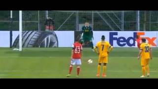 Video Gol Pertandingan Sporting Braga vs FC Sion