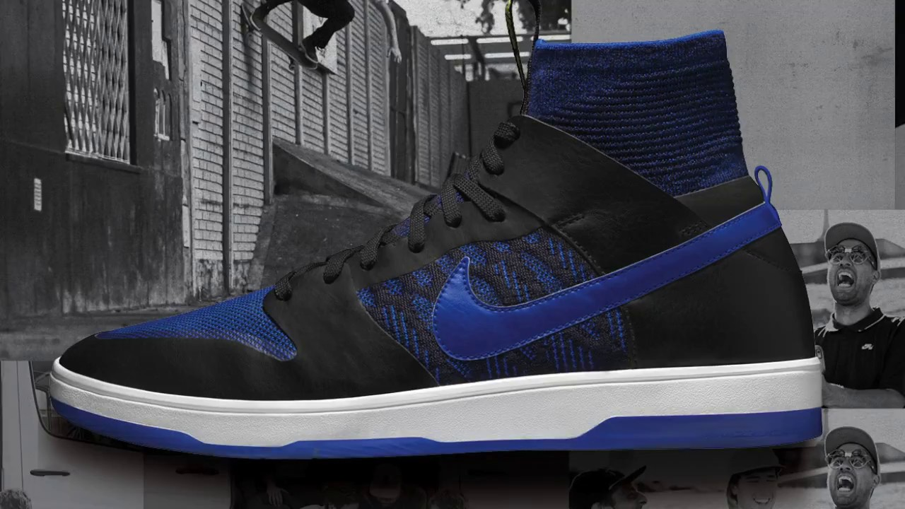 f7aab385531ea NIKE SB ZOOM DUNK HIGH ELITE