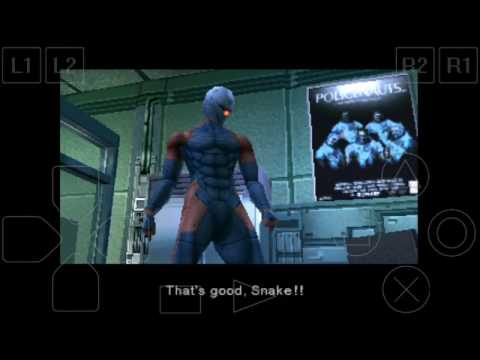 Metal gear solid #4 psx
