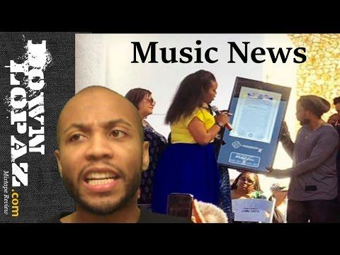 Music News: Kendrick Lamar, Soundcloud, Platinum Rap Albums