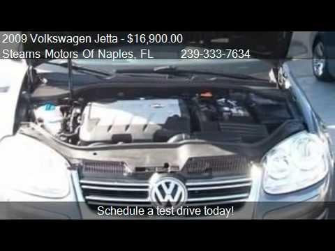 2009 Volkswagen Jetta TDI - for sale in Naples, FL 34104