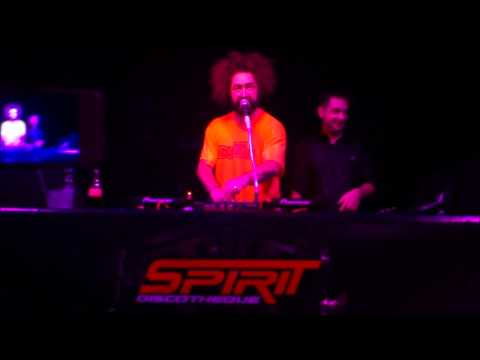 DJ FOU AU SPIRIT | 03-11-2012 | HD 720p