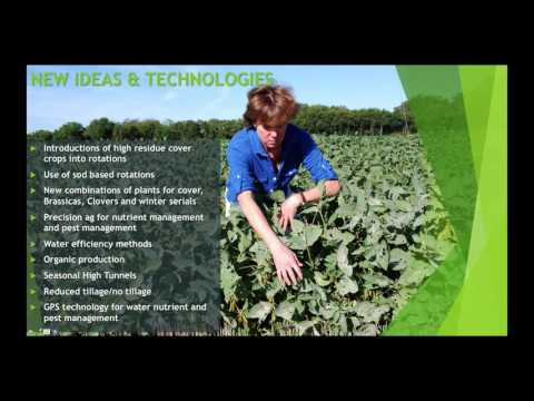USDA NRCS Programs for Agriculture Producers