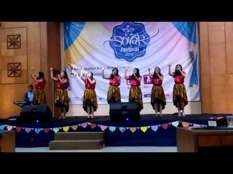 SMAN 11 Bandung - Elevoice - Selamat Datang Cinta (Gita Gutawa Cover)
