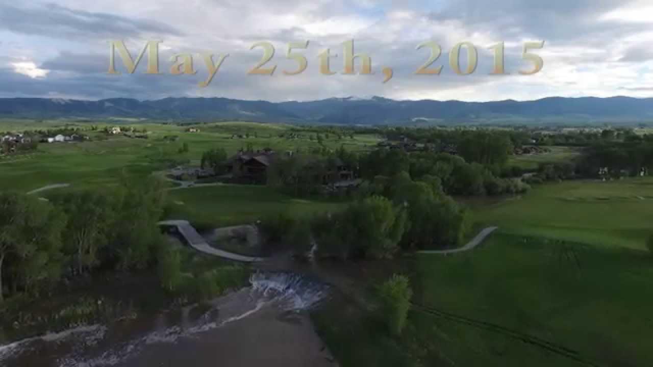 sheridan wyoming flooding at the powder horn golf course  sheridan wyoming flooding at the powder horn golf course 5 25 15