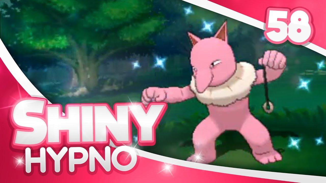 how to get a shiny legendary pokemon oras
