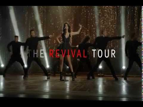Selena Gomez 2016 REVIVAL Tour