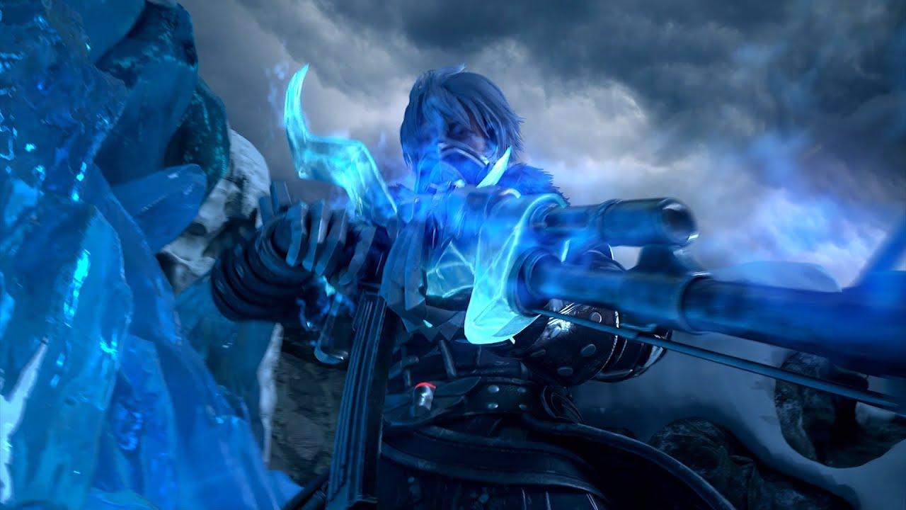 Blue Flame Dragon AK Gun Skin | Free Fire India Official