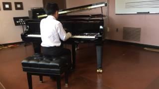 Hayden Sonata in D Major, Hob. XVI:37 III Finale