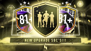NEW 81+ DOUBLE UPGRADE SBC & TOTW SBC! - FIFA 21 Ultimate Team