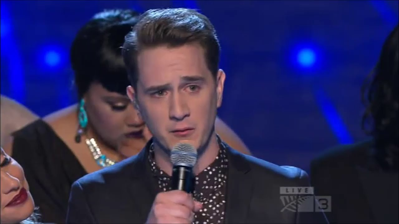 Joe Irvine eliminated from The X Factor NZ - YouTube