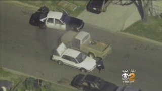 City, LAPD Officials Mark 20th Anniversary Of North Hollywood Bank Shootout