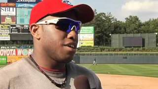 Jon Singleton talks about changing positions