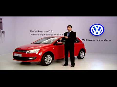 Volkswagen Polo : Made in India