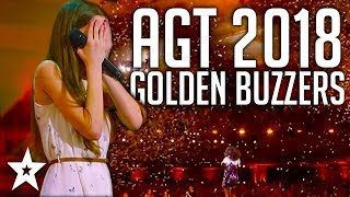 All Golden Buzzers Auditions on America's Got Talent 2018 | Got Talent Global thumbnail