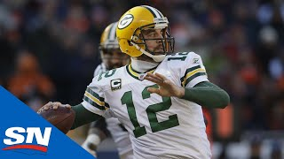 A.J. Hawk On Whether Packers Quarterback Aaron Rodgers Is Coachable