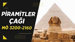 Antik Mısır Tarihi 2 - Eski Krallık Ve İlk Kargaşa (Altın Çağ)
