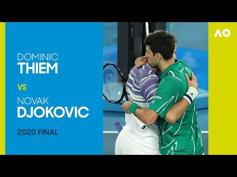 Dominic Thiem Vs Novak Djokovic Full Match | Australian Open 2020 Final