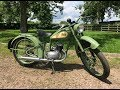 BSA D1 1951 125cc for Sale