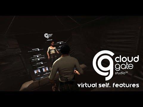 Возможности технологии VirtualSelf - отслеживание всего тела в VR