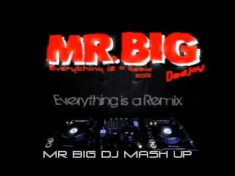 Bitter Sweet Symphony   MR BIG DJ Mash Up 2012