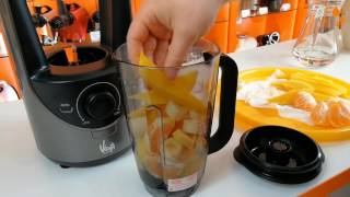 Blender Vidia BL-001 Koktajl z melona, pomarańczy i banana