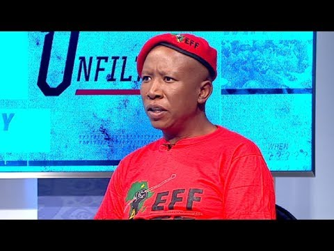 Unfiltered - EFF's Julius Malema, 03 February 2019