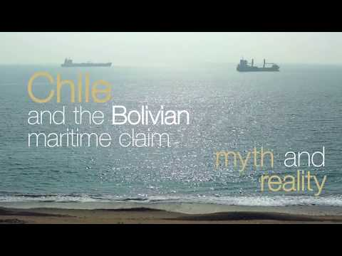 Chile and the Bolivian maritime claim: myth and reality (subtitulado)