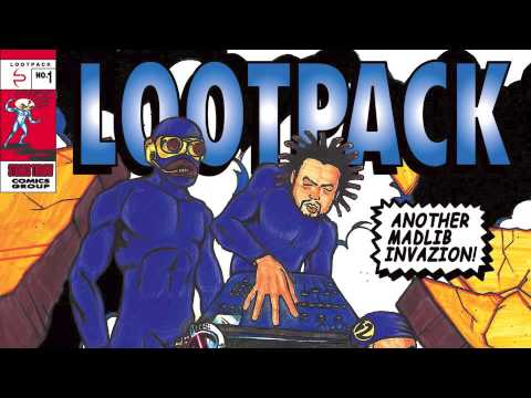 Lootpack - Break Dat Party feat. Declaime