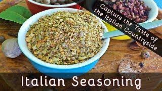 How To Make An Italian Seasoning Recipe