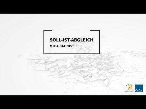 AiBATROS® Soll-Ist-Abgleich