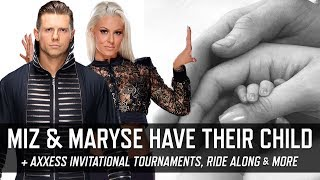 WrestleMania Axxess Invitational Tournaments, Monroe Sky Mizanin & More (Smack Talk 331 Hot Tags)