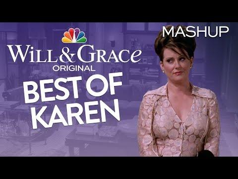 The Best Of Karen Walker - Will & Grace