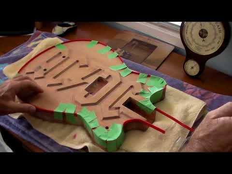 ACDC Guitar Build. Making a Guitar