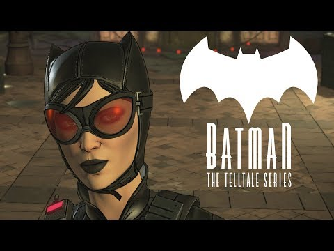 SELINA KYLE RETURNS - Batman Telltale Series - The Enemy Within ep. 9