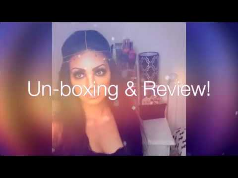 SORBUS XL ACRYLIC Beauty Box Makeup Organiser